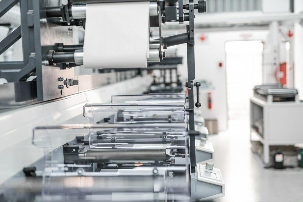 industrial printing machine